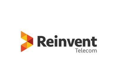 Reinvent Telecom Logo