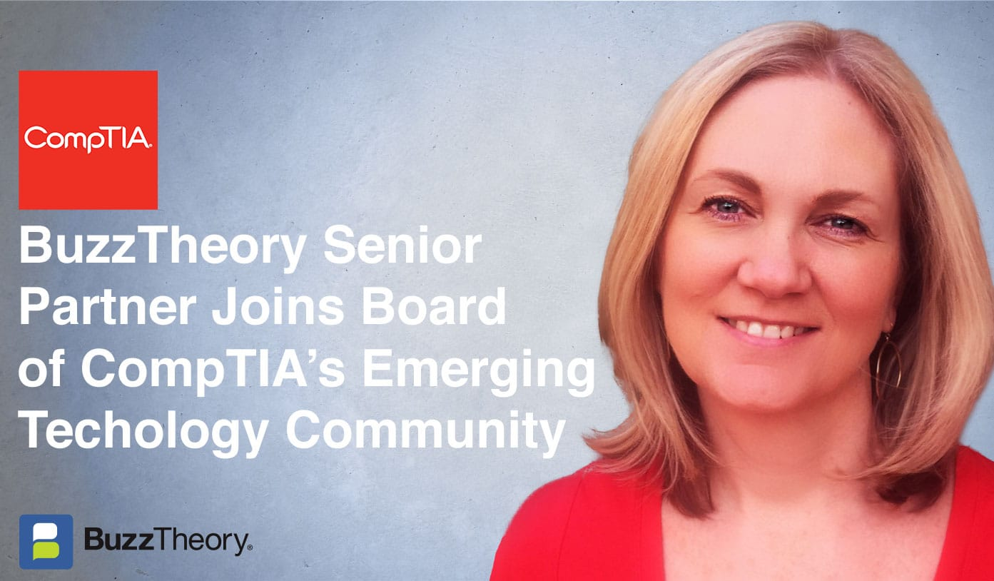 BuzzTheory's Khali Henderson to Serve on Board of CompTIA's Emerging Technology Council